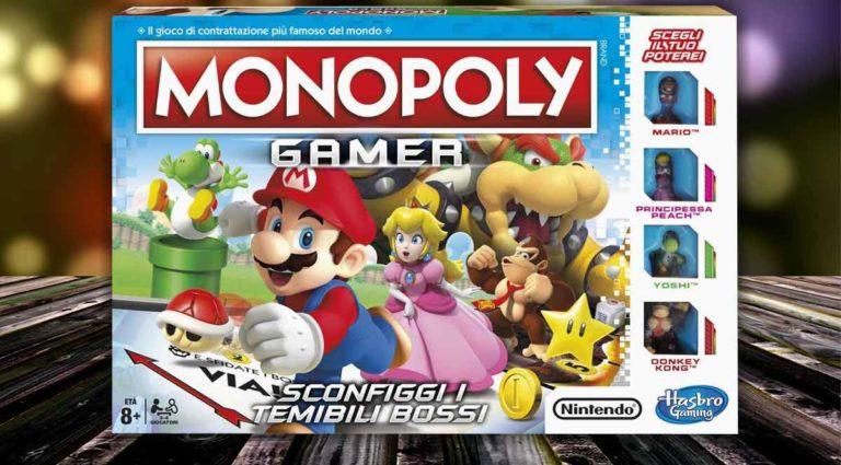Monopoly Gamer: la versione di Monopoly con i Boss di ultimo livello