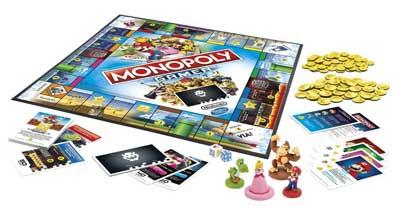 monopoly gamer gioco scatola