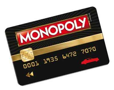 monopoly ultimate banking gioco di società