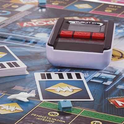 monopoly ultimate banking gioco società