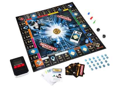 monopoly ultimate banking gioco tavolo