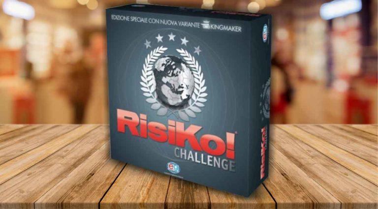 RisiKo! Challenge con la variante Kingmaker