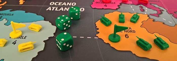 risiko challenge gioco società