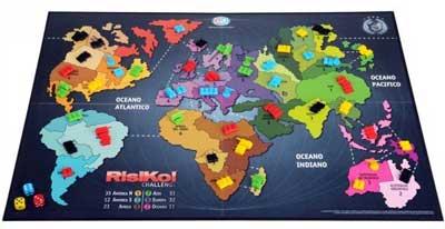 risiko challenge gioco tavolo scatola
