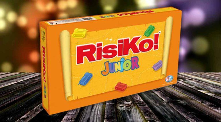 RisiKo! Junior: la variante per bambini di RisiKo! dove non si fa la guerra