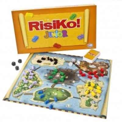 risiko junior gioco società