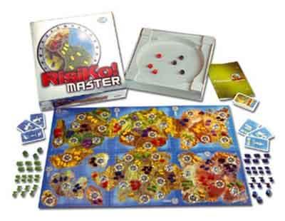 risiko master gioco tavolo