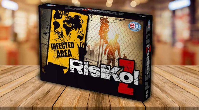 RisiKo! Z: come RisiKo! il gioco strategico di guerra, ma con gli zombi