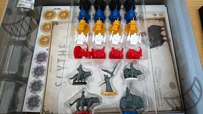 scythe gioco scatola