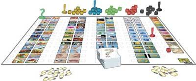 concept gioco da tavolo