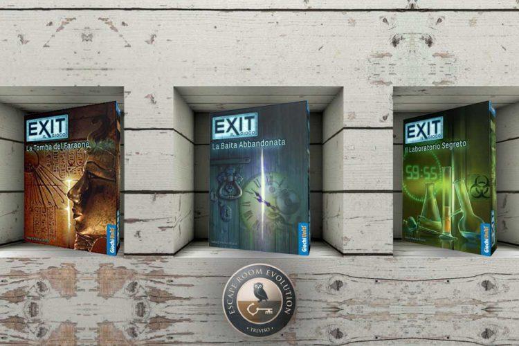 exit recensione gioco collaborativo
