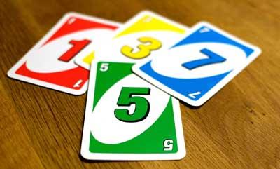 gioco tavola carte