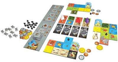 queendomino gioco tavolo