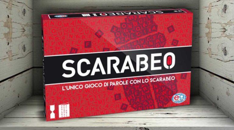 Scarabeo, il gioco da tavolo dove comporre parole