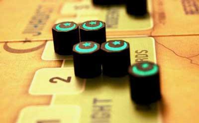 segnalini Labyrinth guerra terrore