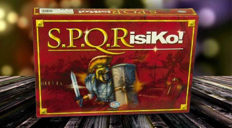 S.P.Q.RisiKo! il gioco da tavolo di guerra dell'antica Roma