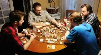 Descent gioco tavolo