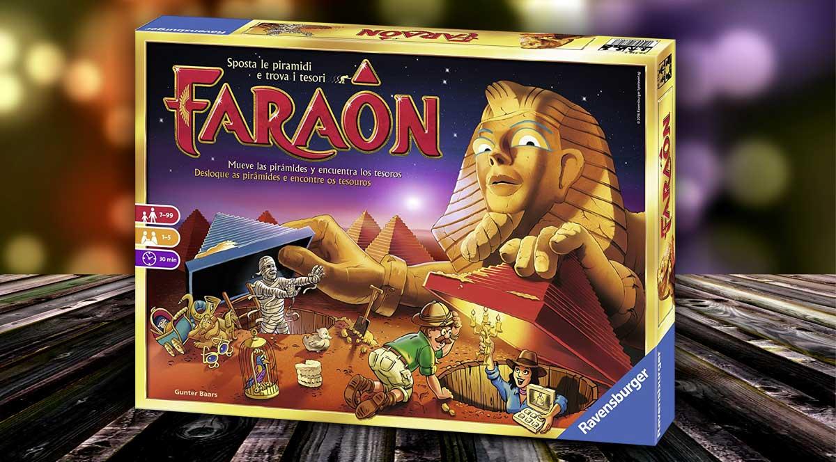 faraon il gioco da tavolo e di societ dedicato all