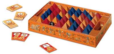 gioco in scatola faraon