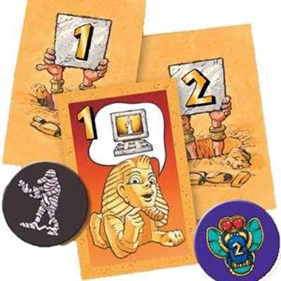 gioco scatola faraon