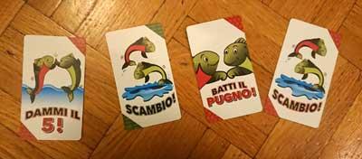 happy salmon gioco società