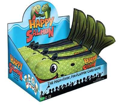 happy salmon gioco tavolo