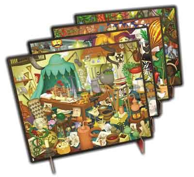 kaleidos gioco scatola
