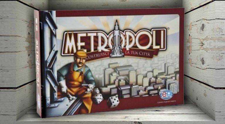 Metropoli, una valida alternativa al gioco di contrattazione Monopoly