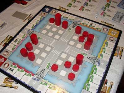 metropoli gioco scatola