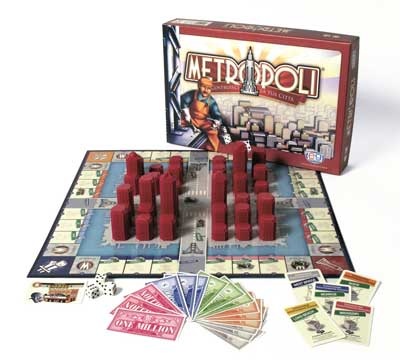 metropoli gioco tavolo