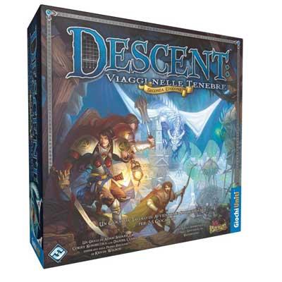 migliore gioco tavolo descent