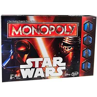 migliore gioco tavolo monopoly star wars