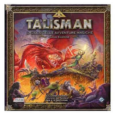 I 10 migliori giochi da tavolo e di societ fantasy o fantastici - Talisman gioco da tavolo ...
