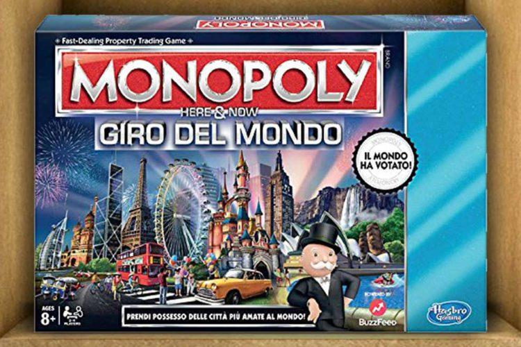 monopoly giro mondo