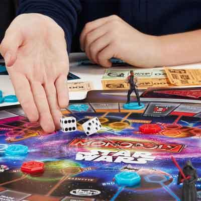monopoly star wars gioco scatola
