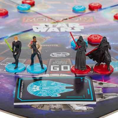 monopoly star wars gioco tavola