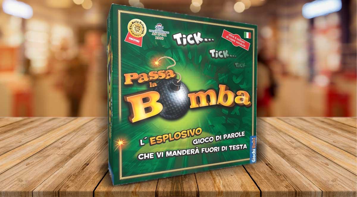 Passa la bomba un esplodente gioco da tavolo di parole - Gioco da tavolo passa la bomba ...