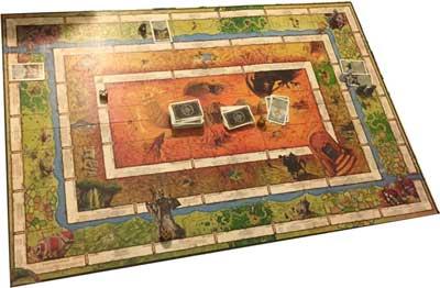 Talisman un gioco da tavolo di percorso e non solo fantasy - Gioco da tavolo non t arrabbiare ...