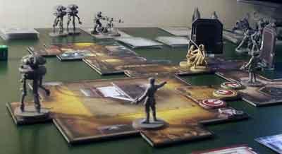 assalto imperiale gioco scatola