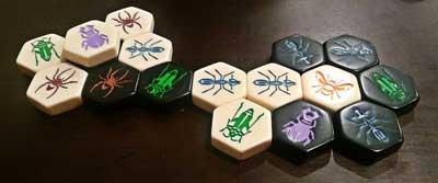 hive gioco scatola