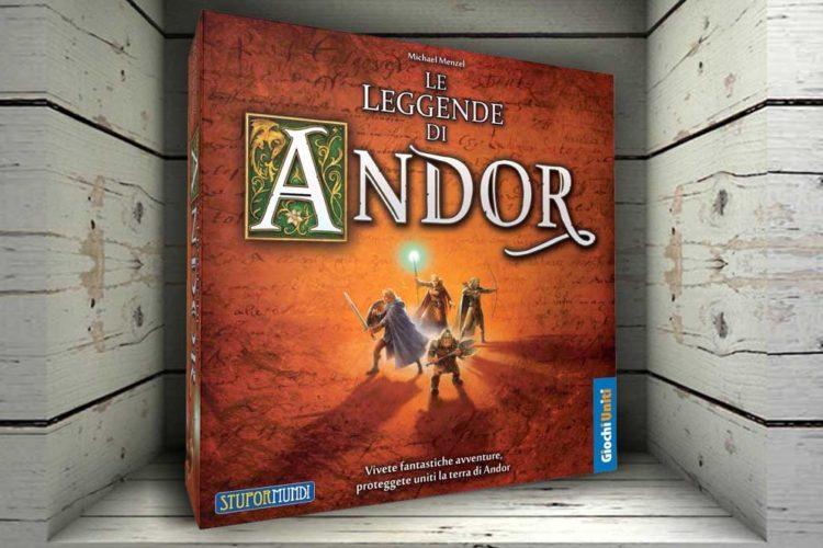 leggende di Andor