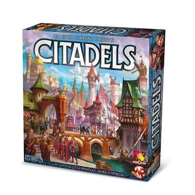 migliori giochi tavolo citadels
