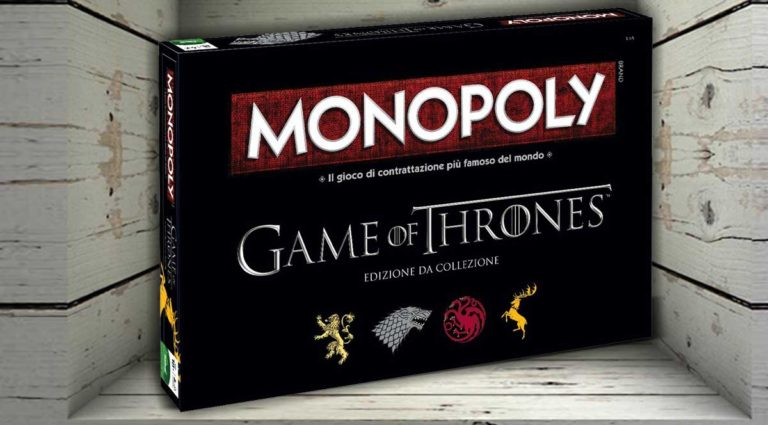 Monopoly Game of Thrones, l'inverno sta arrivando