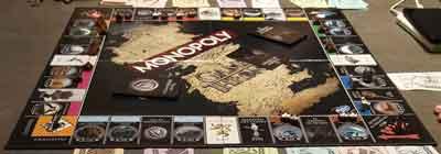 monopoly trono di spade gioco tavolo