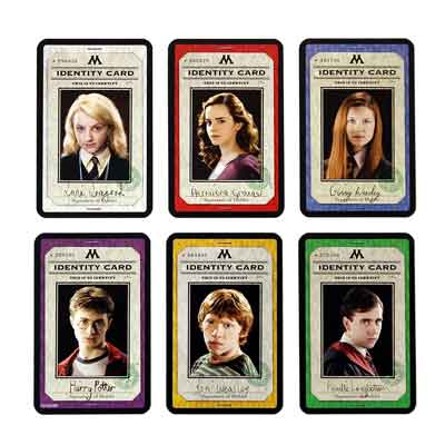 personaggi cluedo harry potter
