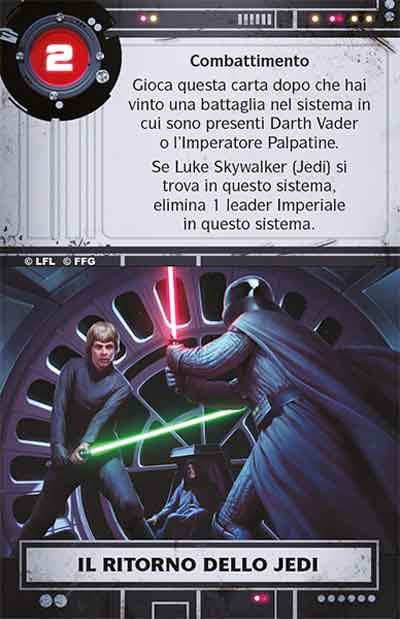 star wars rebellion carta