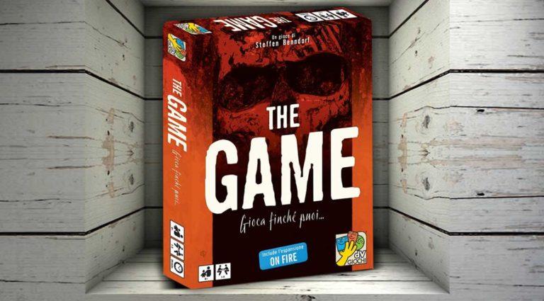 The Game, un teso gioco di carte cooperativo