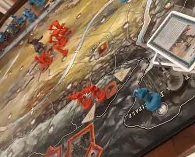 battaglia 5 eserciti gioco guerra