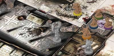 zombicide black plague gioco società