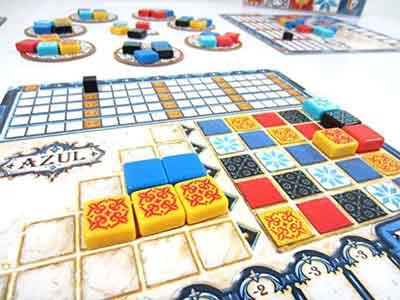 azul gioco società